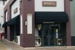 "Cappottina ""BREIL ed Info Point Valmontone Outlet"""
