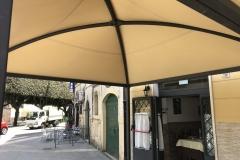 Gazebo cicogna minimax ristorante pantalone 3